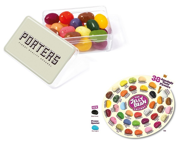 Gourmet Jelly Bean - Midi Rectangle