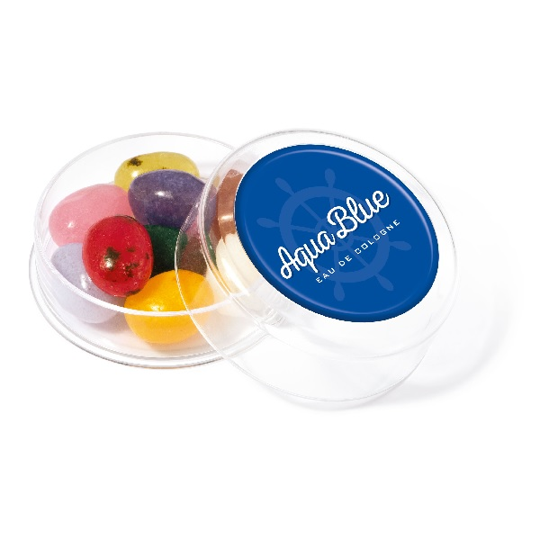 Gourmet Jelly Bean - Mini Round