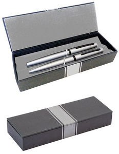 Onyx Double Pen Box
