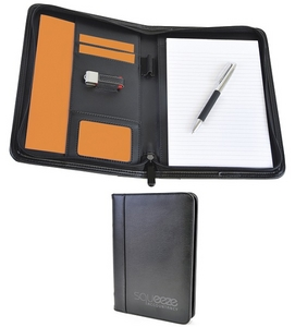 Pickering A5 Zipped folder